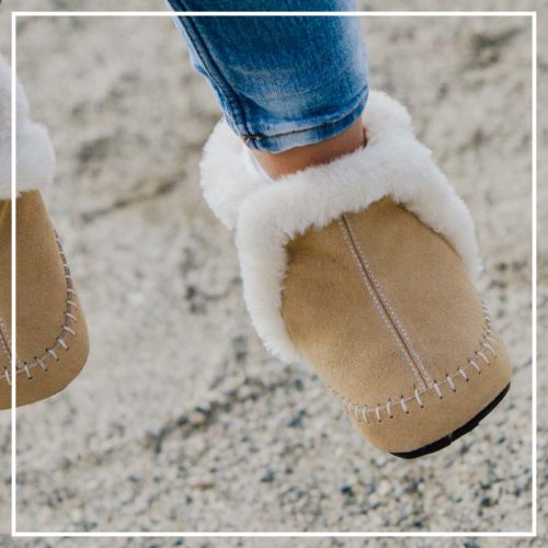 Cary Fringe (suede) | baby shoes for Girls