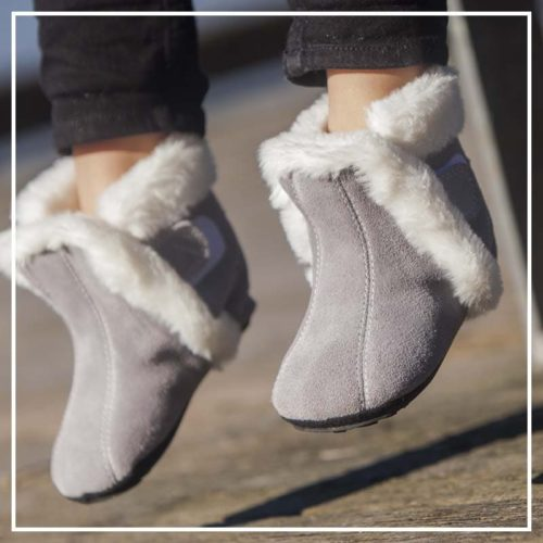 Kian (suede) | baby shoes for Girls
