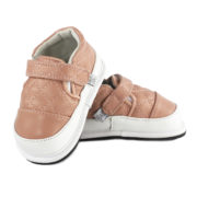 Slip On Quilted Pink