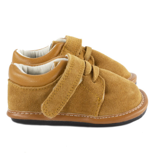 Milo (suede) | baby shoes for