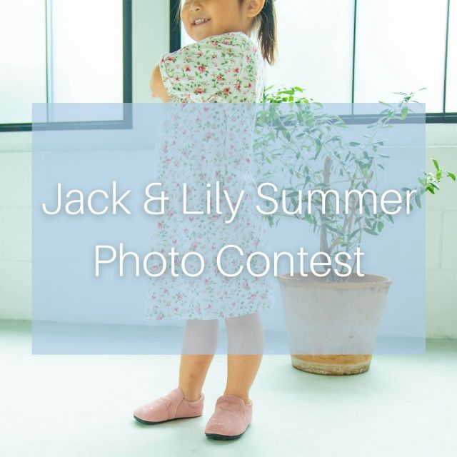 Contest closed** ☼ C O N T E S T  T I M E ☼  Jack & Lily is excited to announce that we are hosting our photo contest for the summer season and the launch of our new collections! We can't wait to give a pair of our handcrafted, flexible, durable, and lightweight shoes to not one, but two lucky winners! Not only will you have the chance to win an awesome pair of J&L shoes from our new arrivals, but your photos may be featured on our website and social media feeds as well!  Follow these easy steps to enter:  • Follow us @jackandlilyshoes  • Simply snap a photo of your child wearing their Jack & Lily shoes (remember the theme is summer :) and tag us  • Add the hashtag #JLsummerphotocontest  • +1 bonus point: post an additional photo on your story with the hashtag #JLsummerphotocontest  The winners will be announced Sunday august 8 @9:30 am pst. Be sure to get your photos in quickly and check our feed to see if you're a winner!  We will be announcing the contest winners on our Instagram and Facebook feed by posting their winning pictures and tagging them in the post!  *Giveaway open to only North American residence. Contest is not affiliated with Instagram or Facebook. Accounts must be public.*  #JLsummerphotocontest